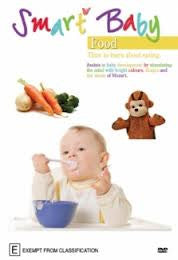 SMART BABY FOOD DVD *NEW*