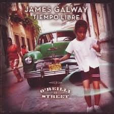 GALWAY JAMES-TIEMPO LIBRE OREILLY STREET *NEW*