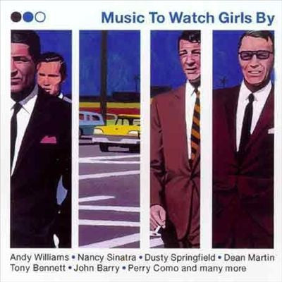 MUSIC TO WATCH GIRLS BY-VARIOUS ARTISTS 2CD G