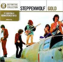STEPPENWOLF-GOLD 2CD *NEW*
