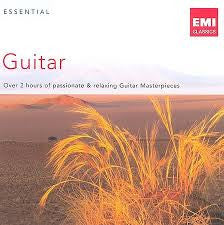 ESSENTIAL GUITAR 2CD EMI CLASSICS *NEW*