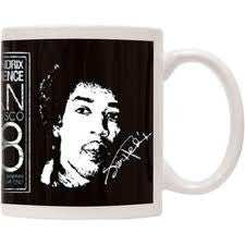 HENDRIX JIMI-SAN FRANCISCO 68 MUG *NEW*