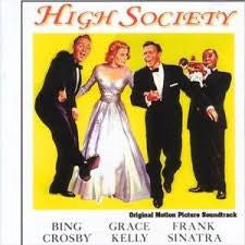 HIGH SOCIETY SOUNDTRACK *NEW*