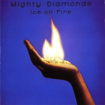MIGHTY DIAMONDS-ICE ON FIRE CD VG