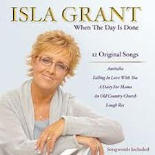 GRANT ISLA-WHEN THE DAY IS DONE *NEW*