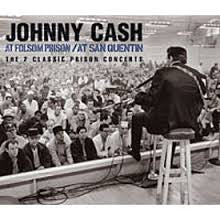 CASH JOHNNY-AT FULSOM PRISON AT SAN QUENTIN *NEW*