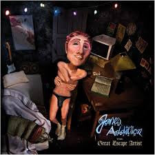 JANES ADDICTION-GREAT ESCAPE ARTIST 2CD VGPLUS