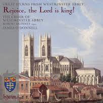 REJOICE THE LORD IS KING-GREAT HYMNS WESTMINISTER *NEW*