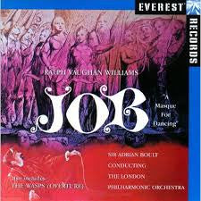 VAUGHAN WILLIAMS RALPH-JOB *NEW*