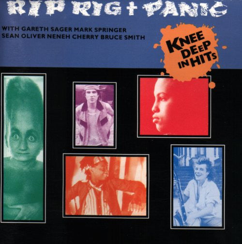 RIP RIG AND PANIC-KNEE DEEP IN HITS CD VG