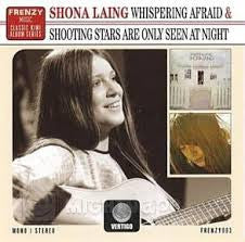 LAING SHONA-WHISPERING AFRAID AND SHOOTING STARS *NEW*