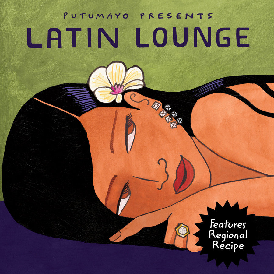 LATIN LOUNGE *NEW*