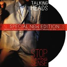 TALKING HEADS-STOP MAKING SENSE SPECIAL NEW EDITION CD *NEW*