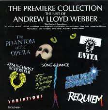 LLOYD WEBBER ANDREW-THE PREMIERE COLLECTION CD VG