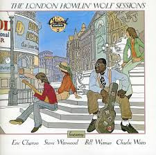 HOWLIN WOLF-LONDON HOWLIN WOLF SESSIONS CD *NEW*