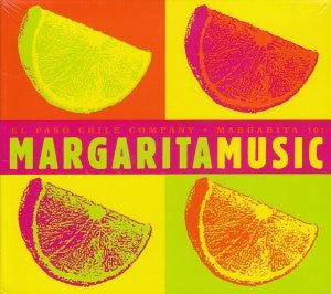 MARGARITA MUSIC-VARIOUS ARTISTS CD VG