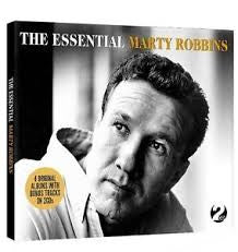 ROBBINS MARTY-THE ESSENTIAL 2CDS *NEW*