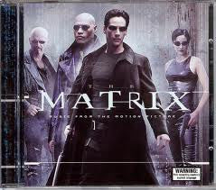 MATRIX THE-OST CD G