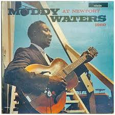 WATERS MUDDY-AT NEWPORT 1960 CD *NEW*