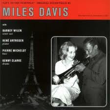 DAVIS MILES-LIFT TO THE SCAFFOLD LP *NEW*