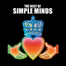 SIMPLE MINDS-THE BEST OF COVER VG 2CD M