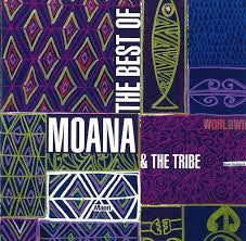 MOANA AND THE TRIBE-BEST OF *NEW*