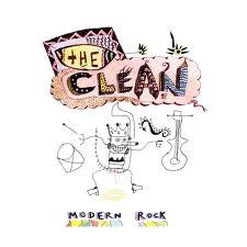 CLEAN THE-MODERN ROCK CD *NEW*