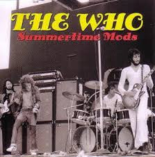 WHO THE-SUMMERTIME MODS 2CD *NEW*