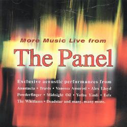 PANEL THE-VARIOUS ARTISTS CD VG