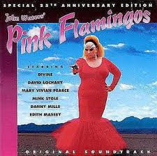 PINK FLAMINGOS-OST CD VG