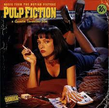 PULP FICTION-OST CD VG