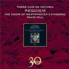 VICTORIA-REQUIEM WESTMINISTER CATHEDRAL CHOIR *NEW*