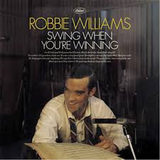 WILLIAMS ROBBIE-SWING WHEN YOURE WINNING CD VG