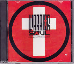 WARRIOR SOUL-DRUGS GOD AND THE NEW REPUBLIC CD G