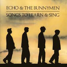 ECHO & THE BUNNYMEN-SONGS TO LEARN AND SING CD *NEW*