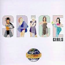 SPICE GIRLS-SPICEWORLD CD G