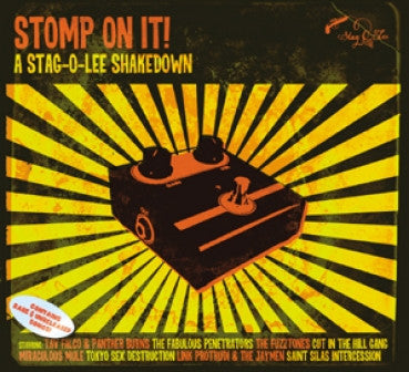 STOMP ON IT A STAG O LEE SHAKEDOWN VA *NEW*