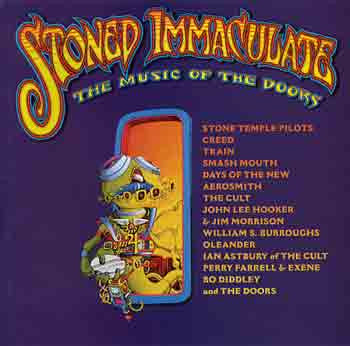 STONED IMMACULATE-VARIOUS ARTISTS CD LN