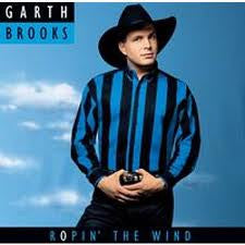 BROOKS GARTH-ROPIN THE WIND *NEW*