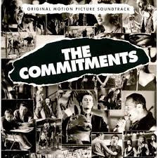 COMMITMENTS THE-OST CD G