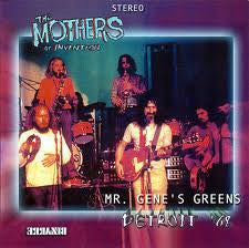 ZAPPA/ MOTHERS OF INVENTION THE-MR GENES GREENS 68 CD *NEW*