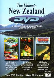 ULTIMATE NEW ZEALAND DVD THE *NEW*