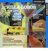 VILLA LOBOS-THE LITTLE TRAIN OF THE CAIPIRA *NEW*