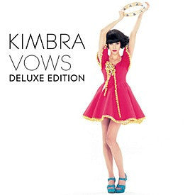 KIMBRA-VOWS DELUXE EDITION 2 CDS *NEW*
