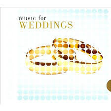 MUSIC FOR WEDDINGS-VARIOUS ARTISTS *NEW*