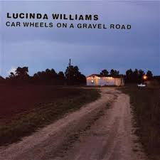 WILLIAMS LUCINDA-CAR WHEELS ON A GRAVEL ROAD CD G