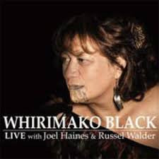 BLACK WHIRIMAKO-LIVE CD *NEW*