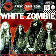 WHITE ZOMBIE-ASTRO CREEP 2000 CD *NEW*