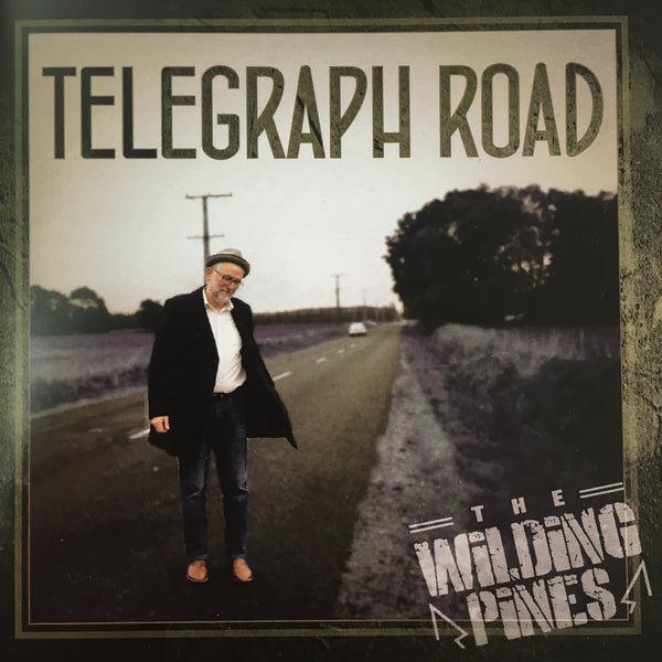 WILDING PINES THE-TELEGRAH ROAD CD *NEW*