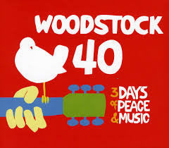 WOODSTOCK 40 BACK TO YASGURS FARM-VARIOUS ARTISTS 6 CD *NEW*